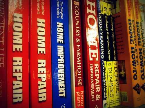 home improvement books