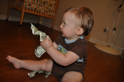kids money