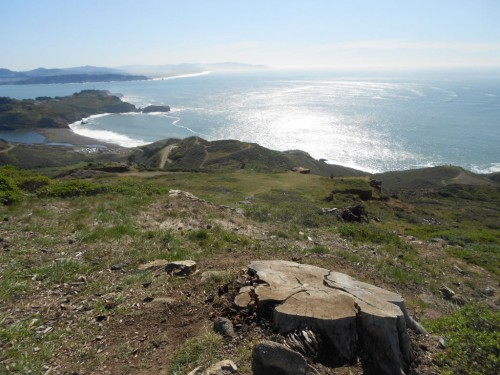 marin headland view
