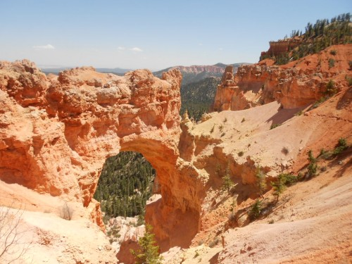 Bryce Canyon national park arch