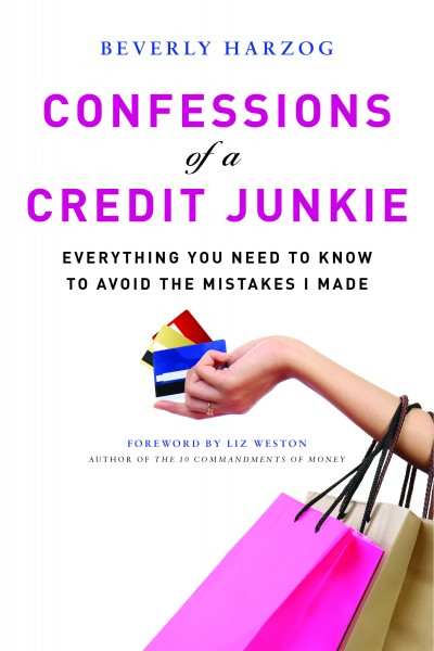 credit card junkie book