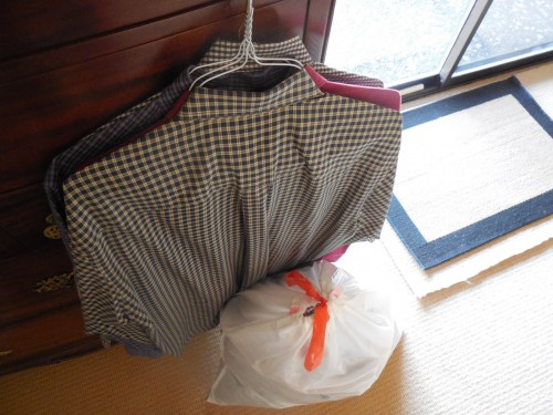 donated dress shirts