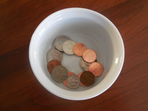 save change when coming home