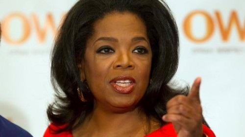 money quotes Oprah