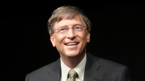 Richest man in the word 2014, Bill Gates