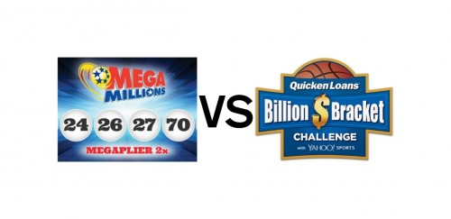 mega millions lottery billion dollar brackets challenge odds
