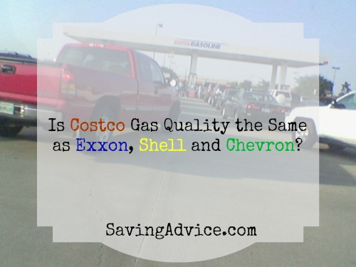 Is Costco Gas Quality the Same as Exxon, Shell and Chevron