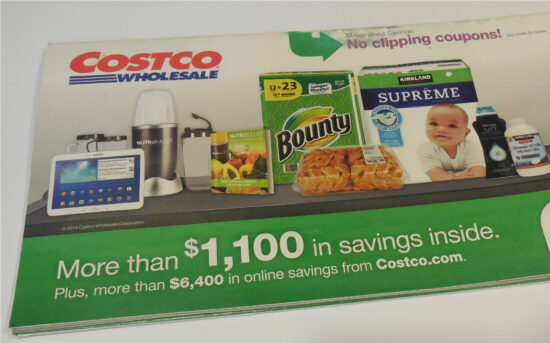 Does Costco accept manufacturer coupons?