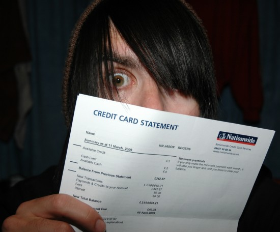 consumers take on more credit card debt