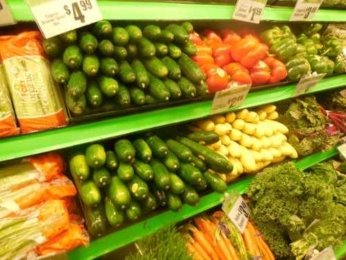 fruits and vegetables that contain the most pesticides
