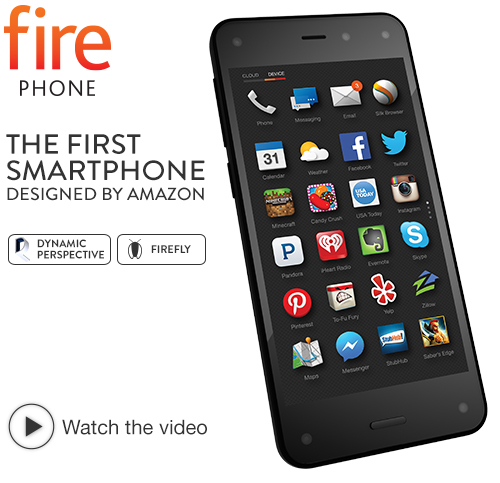 The Amazon Fire Phone is built to get you to spend money