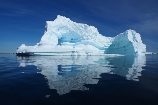 Study: Antarctic ice melting is contributing to rising sea levels