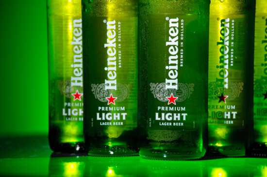 Heineken rejects a takeover offer from SABMiller
