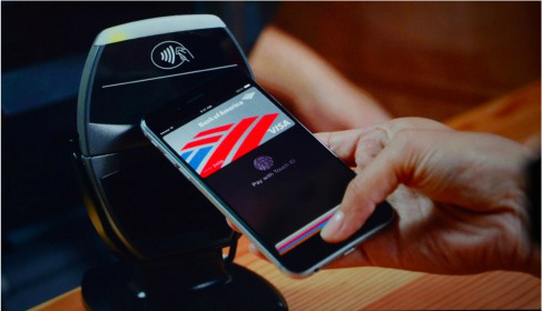 New Apple Pay system