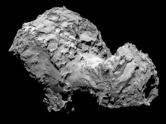Rosetta spacecraft tell us comets smell really awful