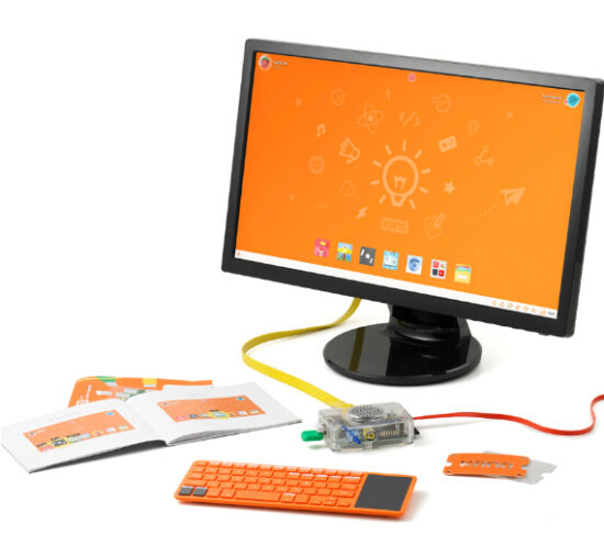 The Kano do it yourself building and coding computer kit is now on sale