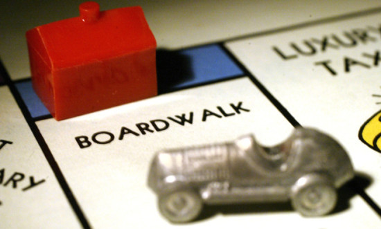 The McDonald's Monopoly Boardwalk rare piece scam