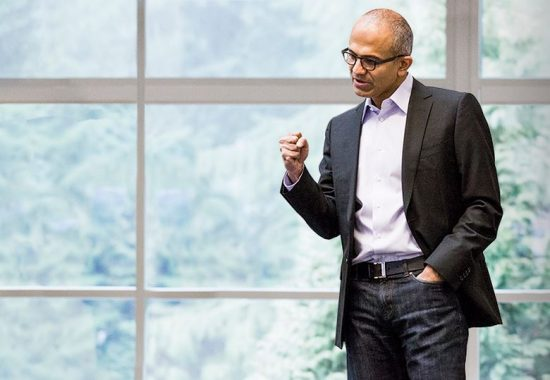 Satya Nadella gives bad career advice to women trying to get equal pay