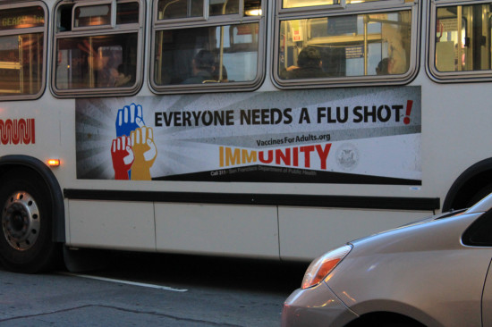 Uber experiments with direct delivery of flu shots with UberHealth