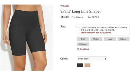 FTC says caffeine infused underwear doesn't help with weight loss