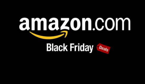 Amazon begins Black Friday deal November 1, 2014