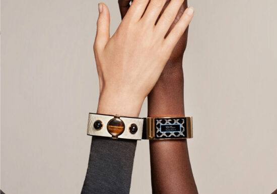 Intel is launching the MICA smart bracelet