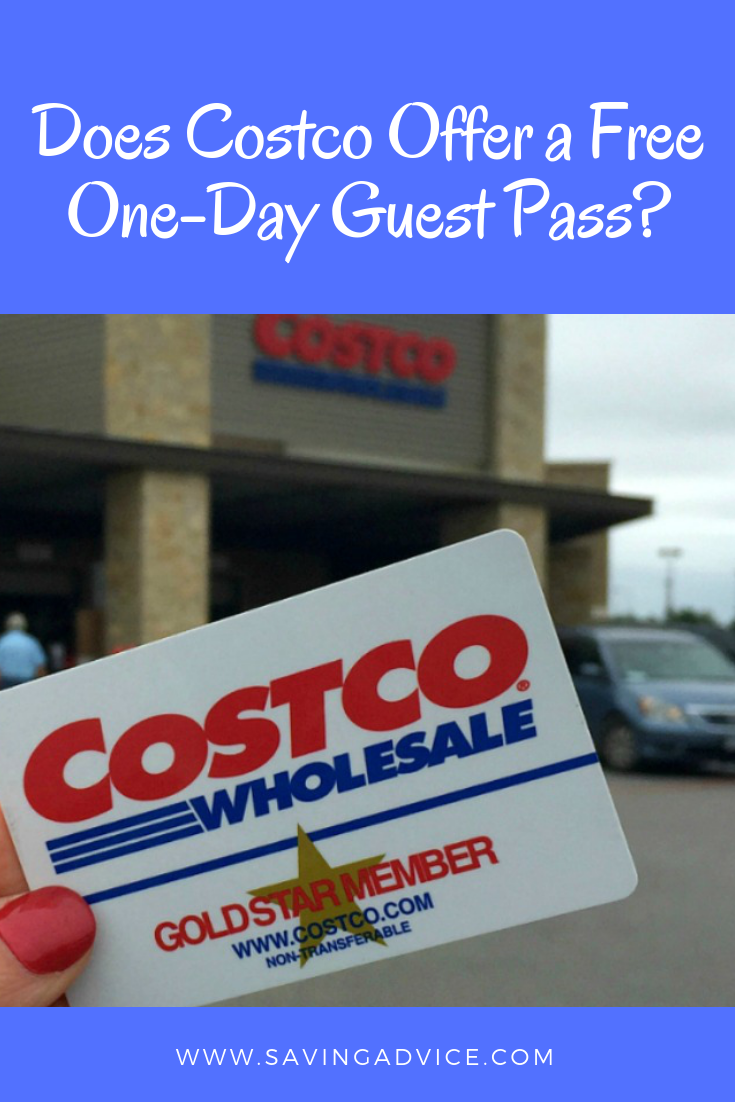 DOES COSTCO DO ONE DAY PASSES