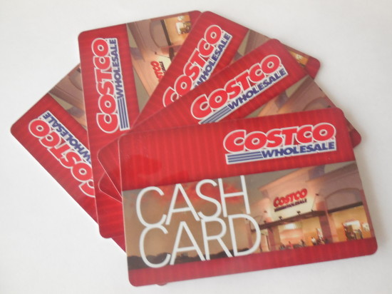Use any credit card at Costco