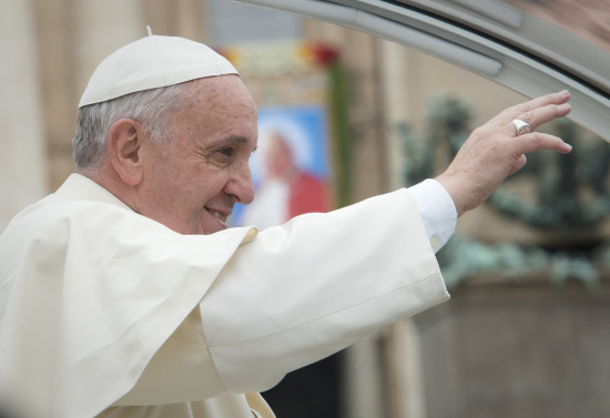 Pope Francis encourages Catholics and world leaders to fight climate change