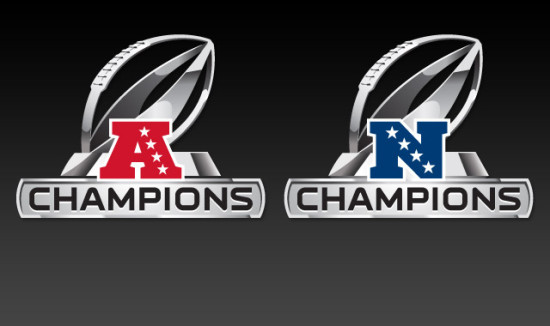 what time is the afs and nfc championship games