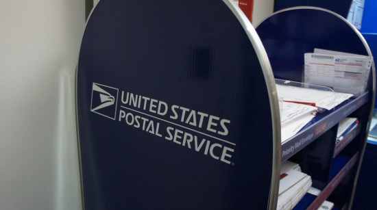 USPS post office holidays and schedule for 2015