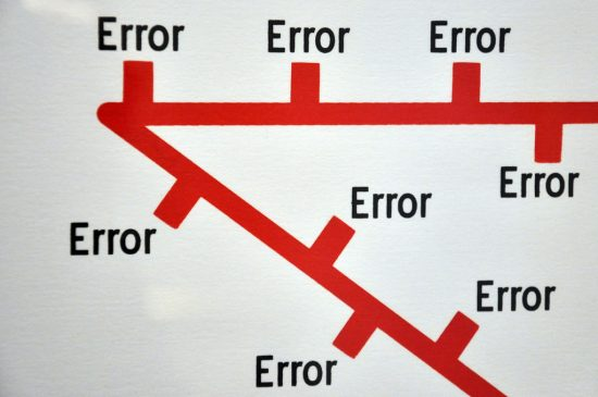 how errors get on your credit report