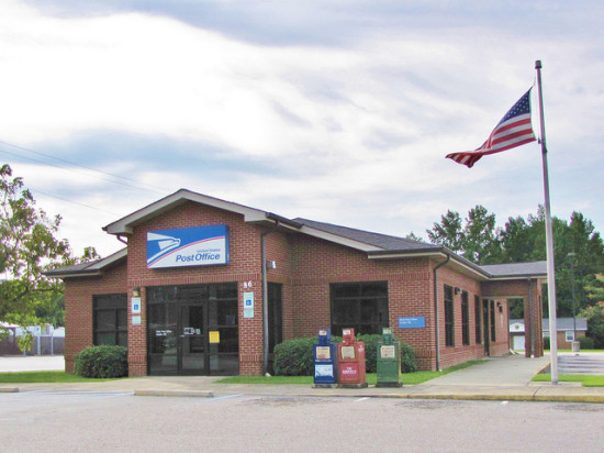 Is the post office open on Memorial Day