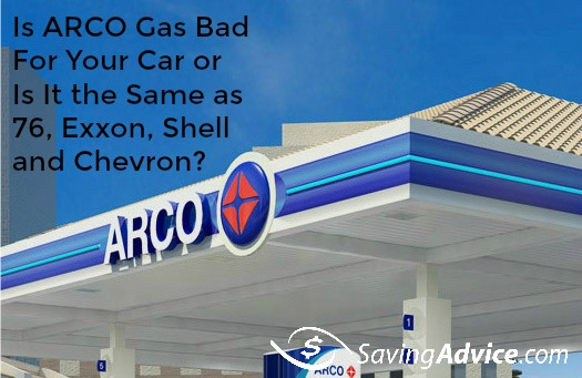 Is ARCO Gas Bad For Your Car or Is It the Same as 76, Exxon, Shell