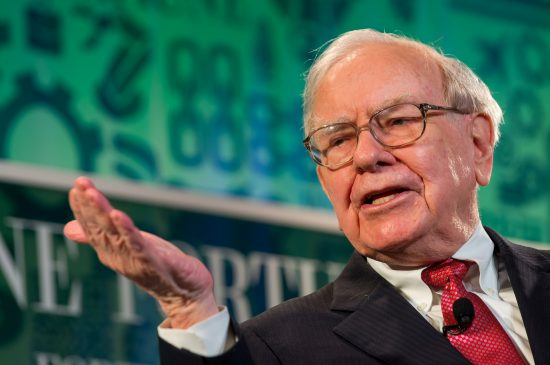 Warren Buffett earns $2.3 million for Glide Foundation at annual auction