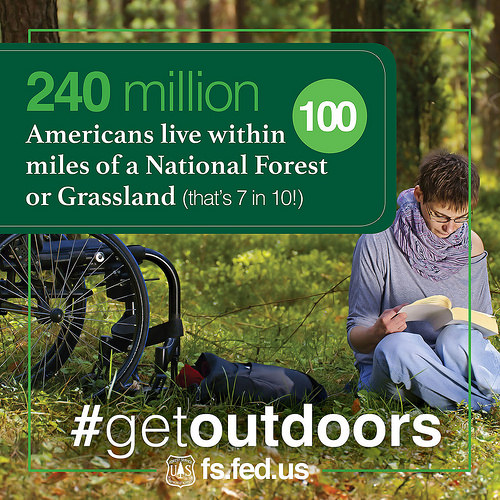 national forests are free for GO Day