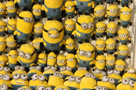 The Odds of Winning McDonald's Minion Mania