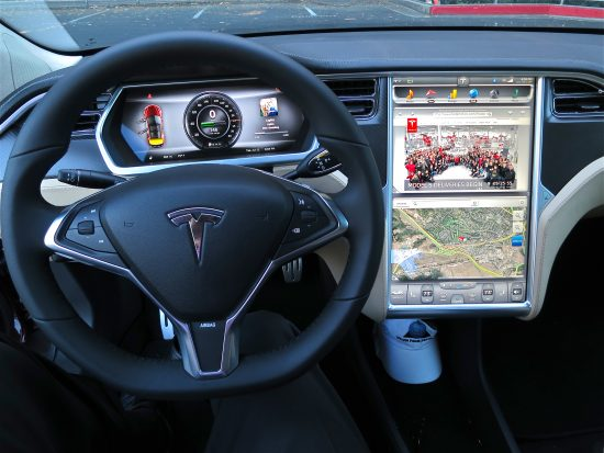 The Tesla Model S Is Now the Fastest-Accelerating Car in the World