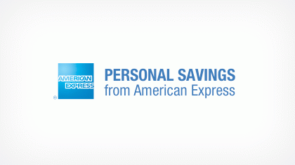 personal savings from american express