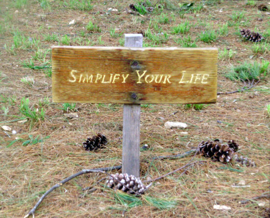 national simply your life week