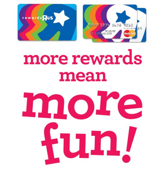 Toys R Us Rewards Rules