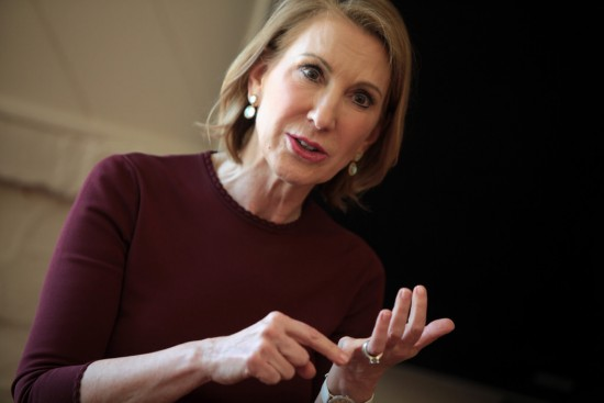 Carly Fiorina's Net Worth