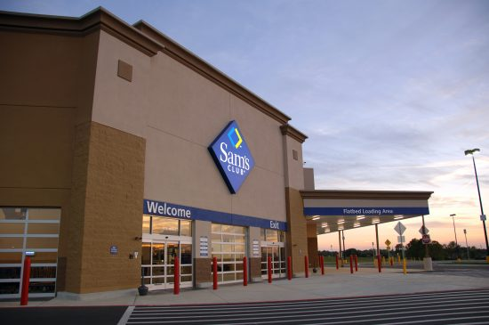Does Sam's Club Accept American Express?