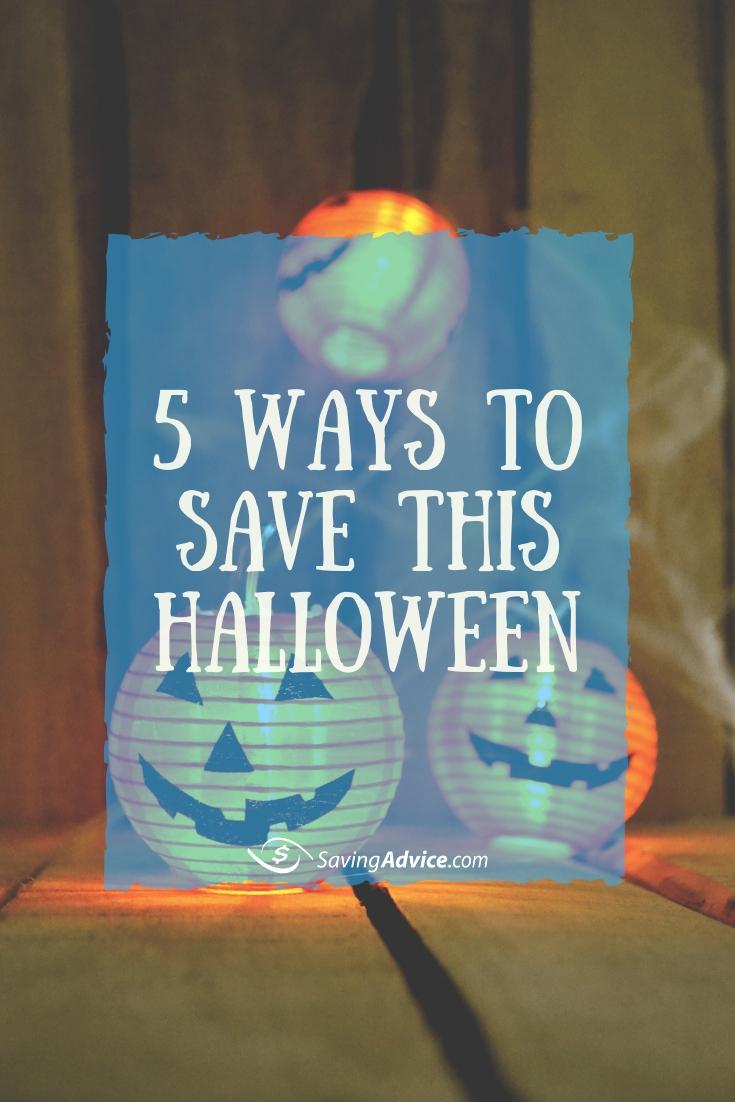 saving money on halloween, budget halloween tips, saving tips for halloween