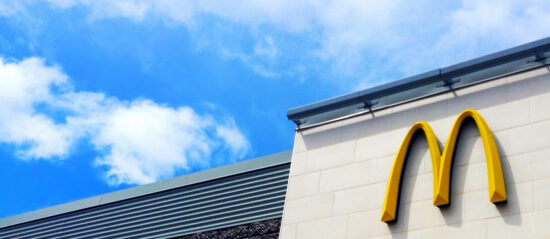 McDonalds Sees Increase
