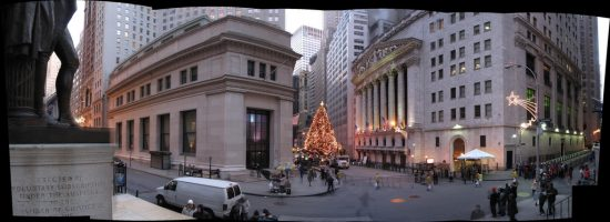 Stock Market Christmas