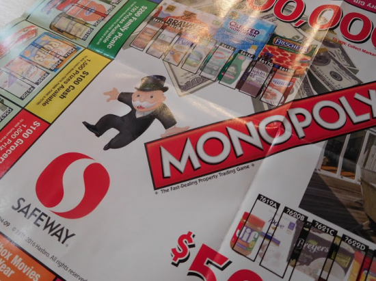 Alternate Method of Entry Albertsons Monopoly