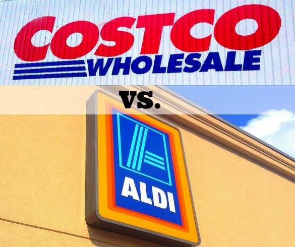costco vs. aldi