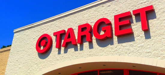 Target Open on Columbus Day
