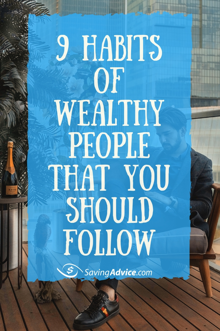 wealthy people